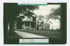 Asahel Birge Jr. sold the land on which the house was located to the trustees of the Sheldon English and Classical School.