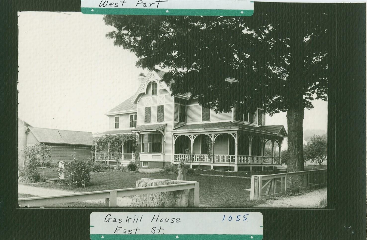 Joseph I. & Ethel M. C. Gaskill