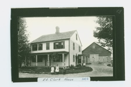 Former Ed Clark Place - Main Street