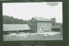 Red Mill on Mill Pond, Lyons-Stone-Howland, 285 College Highway