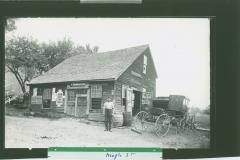 Pettis-Young Blacksmith Shop, 4 Maple Street, rear Sheldon Academy