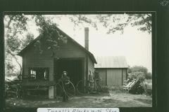 Ingall's Blacksmith Shop