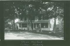 Lockville Hotel, Stone-Howland, built 1828, 286 College Highway