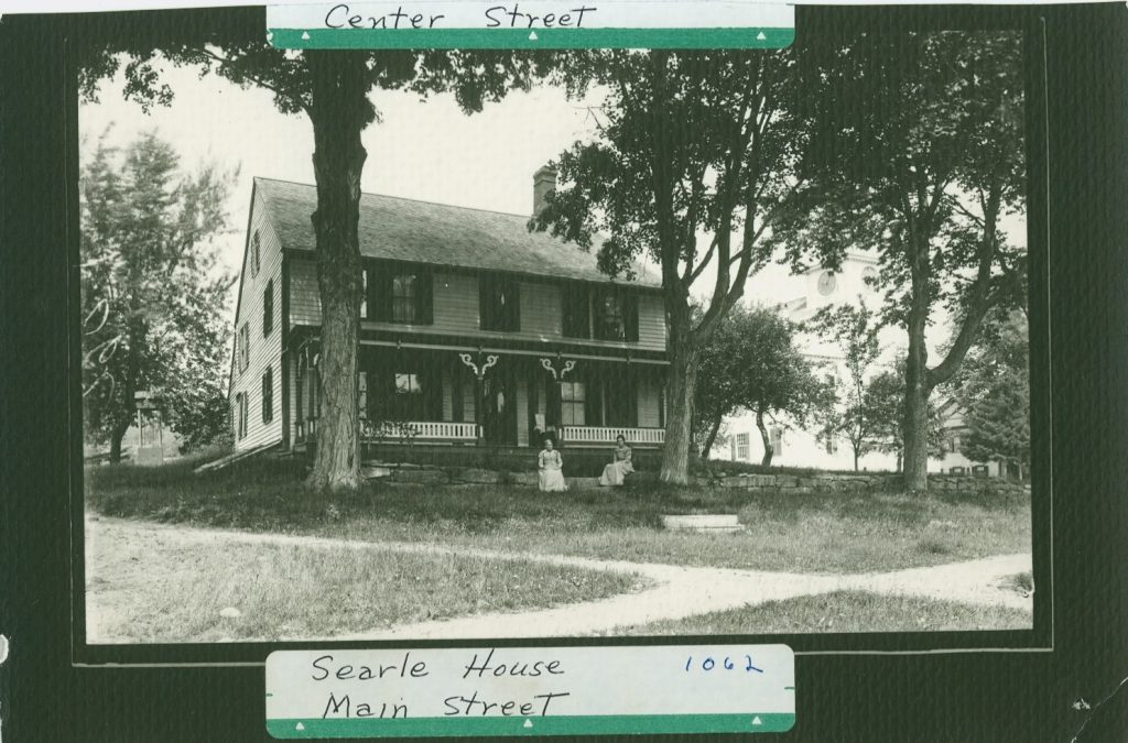 Ethel Searle House
